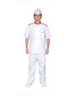 Restorant Cafe Lokanta Aşçı Kıyafeti - AS-107