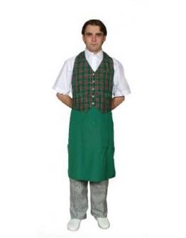 Restorant Cafe Lokanta Aşçı Kıyafeti - AS-105