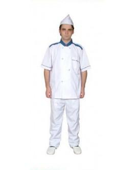 Restorant Cafe Lokanta Aşçı Kıyafeti - KM-103